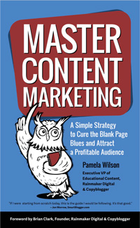 Master Content Marketing - Pamela Wilson