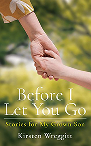 Before I Let You Go by Kirsten Wreggitt