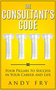 The Consultant's Code by Andy Fry